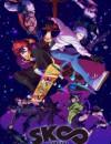 2020年日本动漫《SK8:无限滑板》连载至02